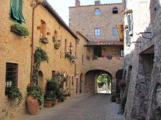 Equipped Apartment in Chianti with Pool