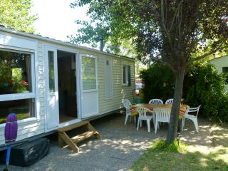 Mobile home Argeles sir mer  SOUTH OF FRANCE
