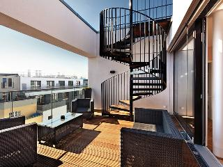 Roof Terrace Luxury Berlin Apartment in Mitte 455