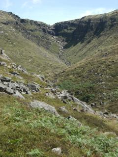Kinder Downfall (4-5 hours return) in Summer . . .