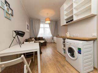 Vilnius center apartment, Autumn studio apartment