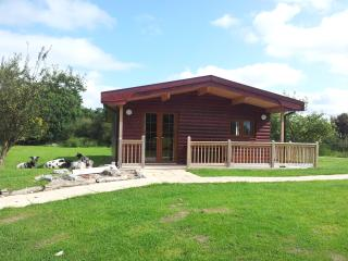 Wall Eden Farm Luxury Lodges 8 Lodges in 7 acres with on site activities, Burnham-On-Sea
