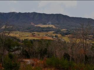 View from top of Tuckaleechee Retreat Center property
