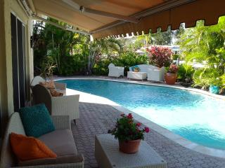 Casa del Sol--Your private tropical paradise!  2 BR, 2 BA.