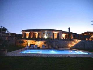 Corfu Stone Built Villa