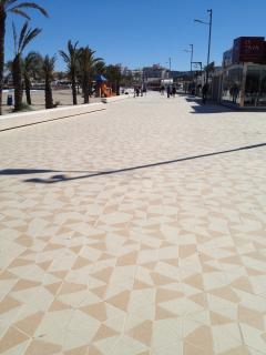 Local beach -Javea