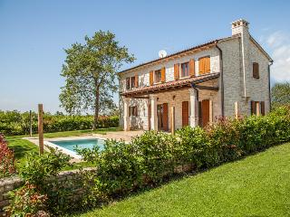 Villa Cecilia, with swimming pool - Istria, Croati