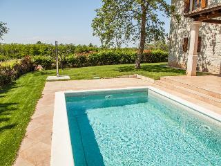 Villa Cecilia, with swimming pool - Istria, Croati