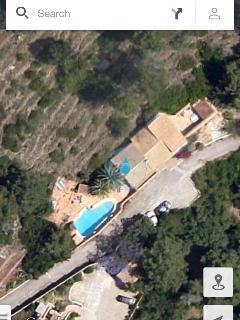 Villa location