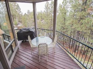 Private Hot Tub on deck in the Woods. Sleeps 4 ( 6 with adjoining room).