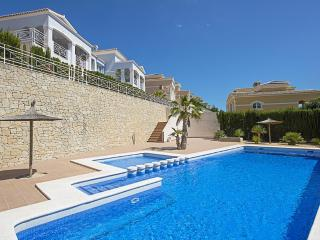 Bungalow Marie - Modern bungalow and only 600 m from the sand beach., Calpe