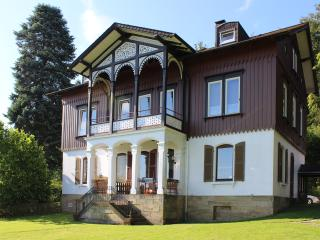 Villa Silberborn App. No. 10, Bad Harzburg