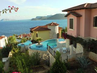 Villa Portakal - Pink One