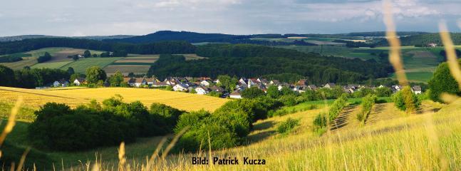 Blick auf Falkenbach