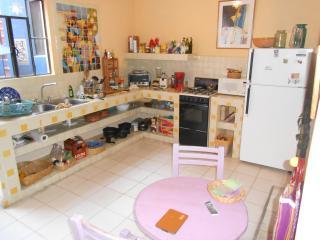 Casa roja, downstairs apartment, San Miguel de Allende
