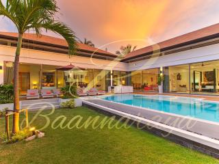 Baannaraya Villas Near 7 Beaches  C