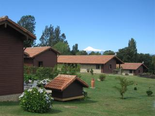 Regenbogen Bungalows Panguipulli Chile