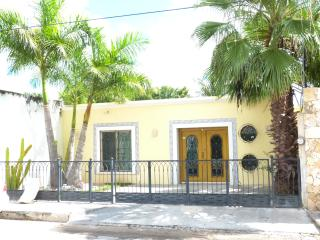 Cute Home With Pool in Merida, Yucatan, Mérida