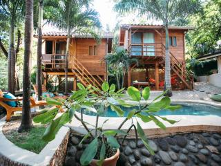 Fabulous Raised Teak Bungalow!