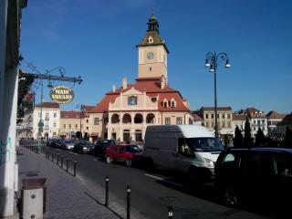 2-Bedroom Suite in Main Square Brasov