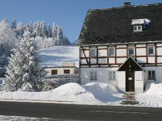Ferienhaus am Skihang, Altenberg