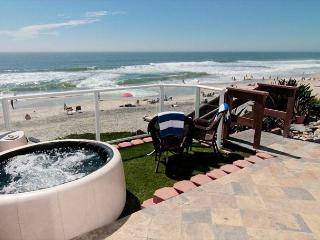 6br, 6.5ba Beachfront Vacation Rental in Downtown Carlsbad