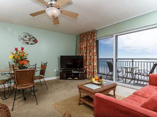 PI 402: Relaxing gulf view condo- flatscreen TV,WiFi,Free Beach Service, Fort Walton Beach