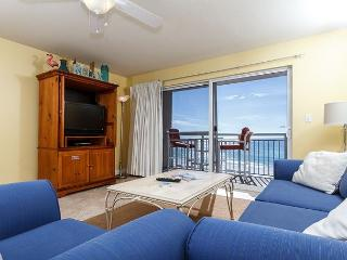 PI 406: Great beachfront vacation condo! WiFi, flatscreen TV, Free Beach Svc, Fort Walton Beach