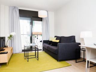 Plaza - One bedroom with balcony