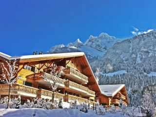 The Lodge-Champéry Apt 2, Champery