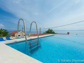 Luxury villa with pool Sumartin