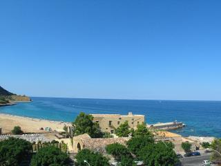 Stylish generous apartment with  great sea views, Palermo