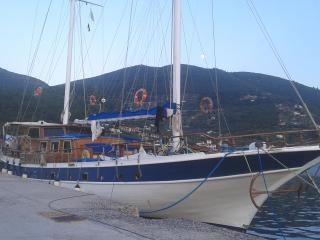 NUIT CHARTER CABIN SUR PALOMATISA, Volos