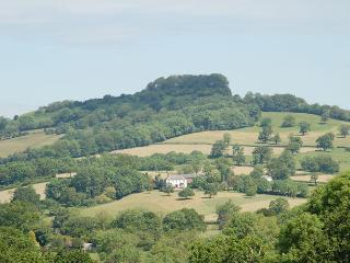 Orchard Barn nr Honiton with 200 acres of parkland