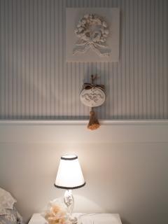 particolare camera da letto