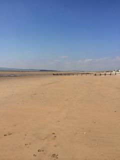 Camber Sands perfect beach