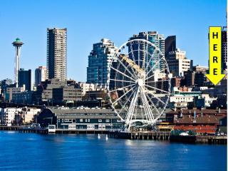 Stay Alfred 100 Walk Score, Elliott Bay Views PA1, Seattle