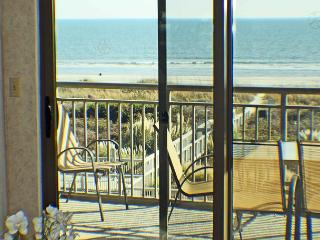 Ocean One 413 - Oceanfront 4th Floor Condo, Hilton Head