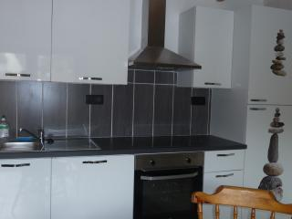 la cuisine aménagée, tout confort