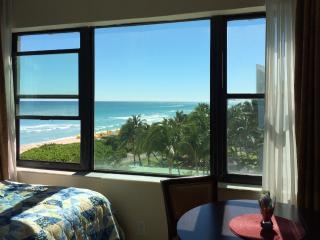 Miami Beach with Ocean View - Great Studio furnish