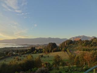 Romance del Lago, Extraordinary Lake, Volcano and Mountain View