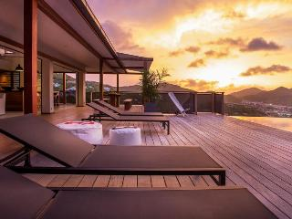 Apache at Saint Jean, St Barth - Short Drive To Beach, Ocean Views