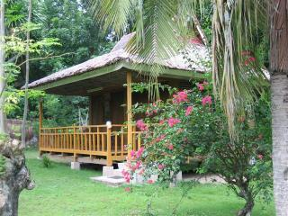 Honeymoon cottage in Orchid Park, Consolacion