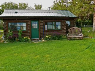 Cozy Cabin in Heart of Quiet Town & Fishing Waters, Sheridan