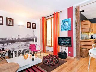 Vacation Rental at Pied-a-Terre Near St. Germain, Paris