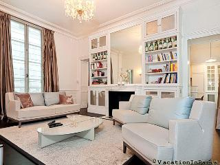 Wonderful Louvre Area Luxury Two Bedroom - ID# 282, Paris