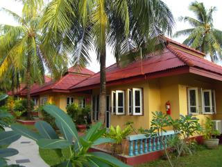 Single detached house near beautiful beaches