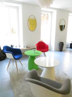Salon (espace commun)