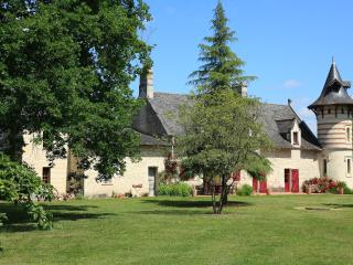 gîte paille de chanvre, Brion