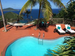 Lux. Honeymoon Suite/Wifi/Gated/Priv.Pool/Hot Tub